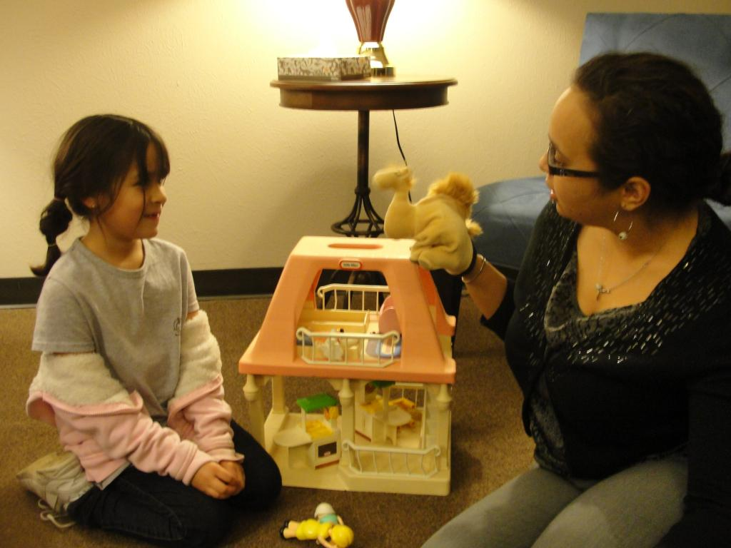 Play Therapy at New Horizon Counseling Center